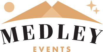 Medley Events Logo